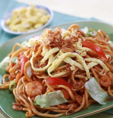 Tomato Noodles Recipe