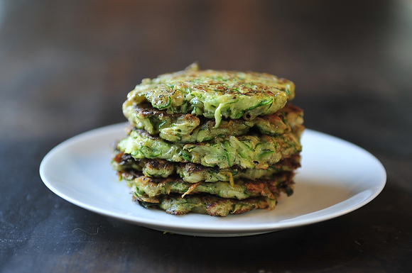 Zucchini Recipes pancakes