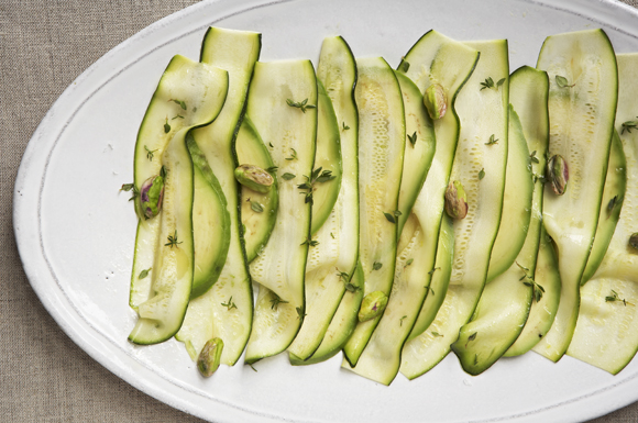 Zucchini Recipes salad