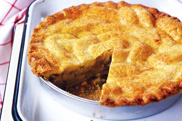 apple pie recipes: Blue Ribbon Apple Pie