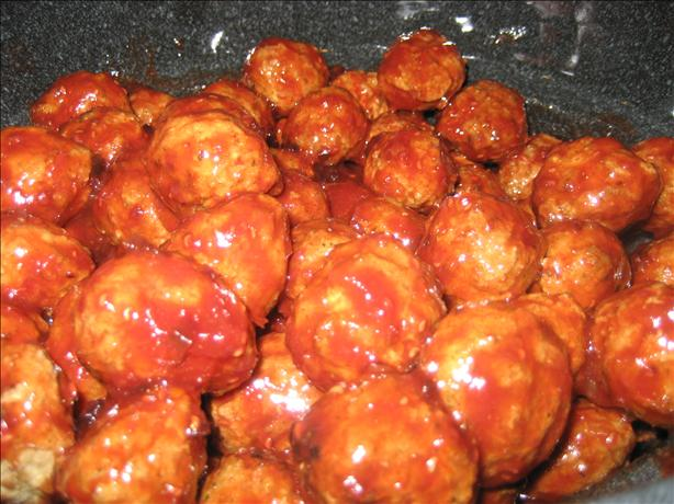 Chili Sauce Meatballs RecipesEasy Food Recipe