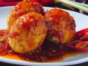 Eggs in Spicy Sauce Sambal Telur Balado 2