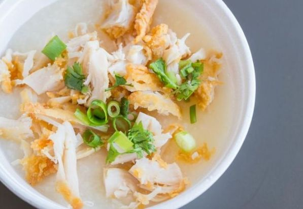 Bubur Ayam Chicken Porridge Recipe