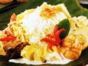 Indonesian Cuisine Nasi Liwet Recipe 2