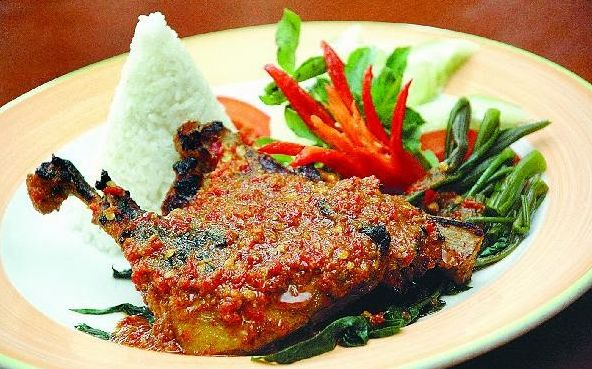 Indonesian Duck Recipes Spicy Duck, Roasted Duck