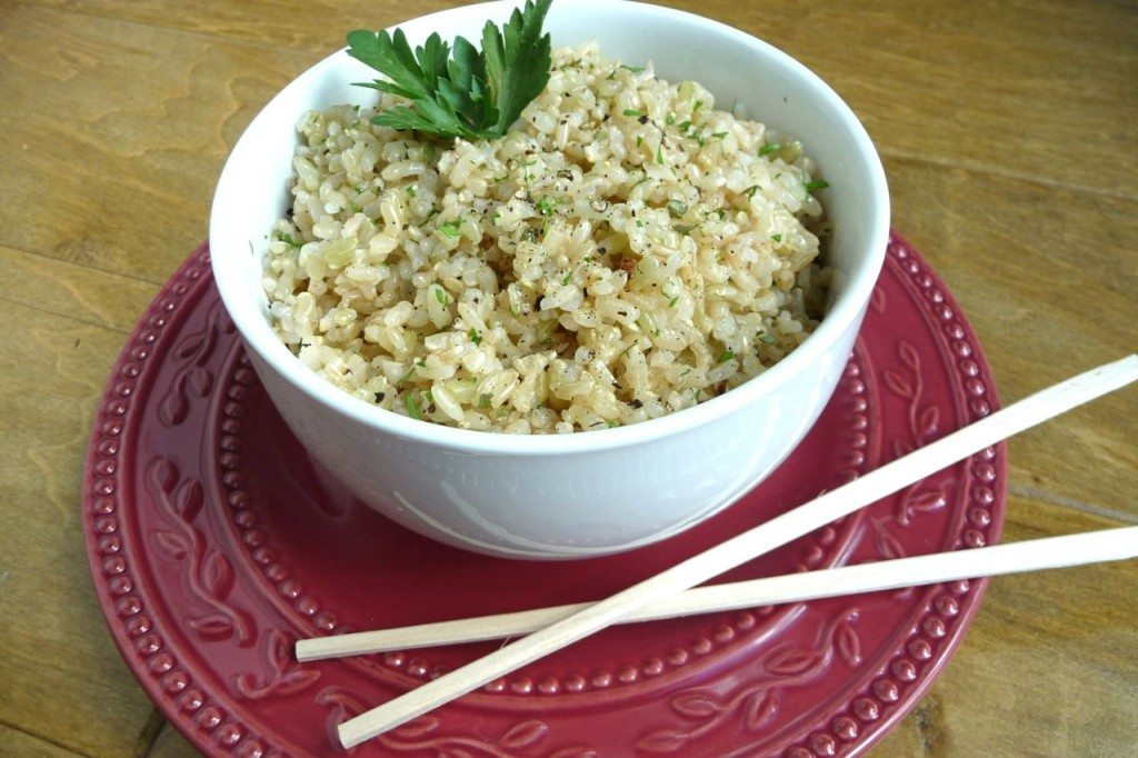 brown rice special