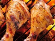 How to Cook Chicken Legs for the Grill